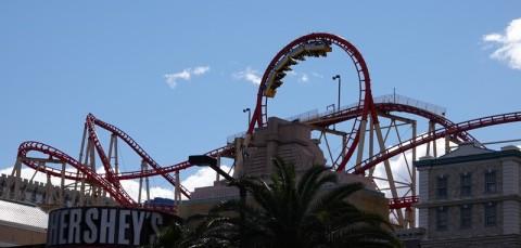 Las Vegas - A éviter après un déjeuner dans un buffet...