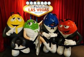 Las Vegas - Boutique M&M's