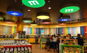 Las Vegas - Boutique M&M's