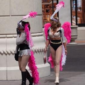 Las Vegas - Sur le Strip