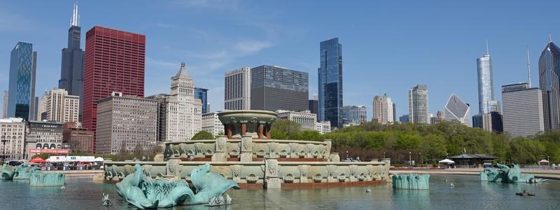 Coup de cœur architectural à Chicago!