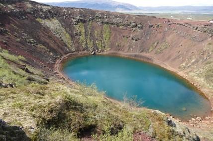 Cercle d'Or - Cratère de Kerid