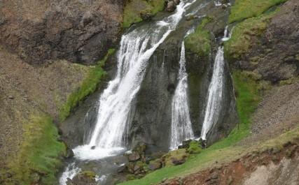 Vallée de Reykjadalur