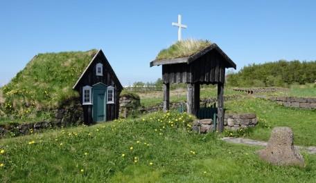 Reykjavík - Árbæjarsafn / Árbær Open Air Museum
