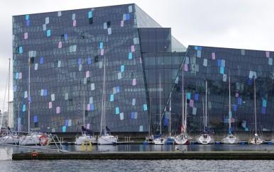 Reykjavik - Harpa, la salle de spectacle de la capitale