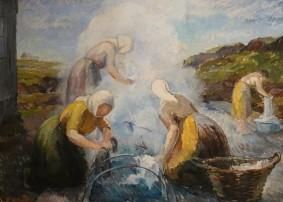 Reykjavik - The National Gallery of Iceland - Kristin Jonsdottir