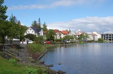 Reykjavík - Premier coup d'œil