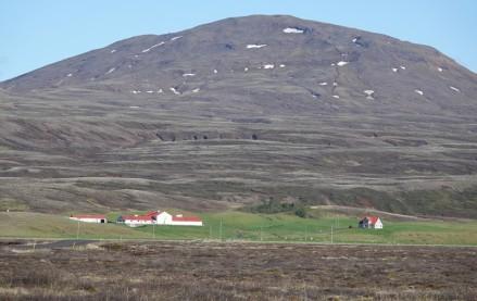 Cercle d'Or - Dans les environs du Parc national de Þingvallavatn - Ferme