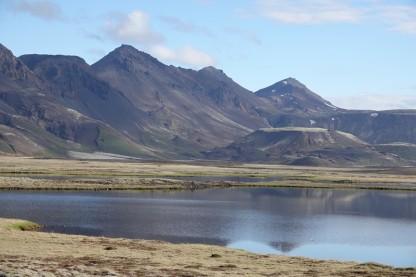 Cercle d'Or - Dans les environs du Parc national de Þingvallavatn
