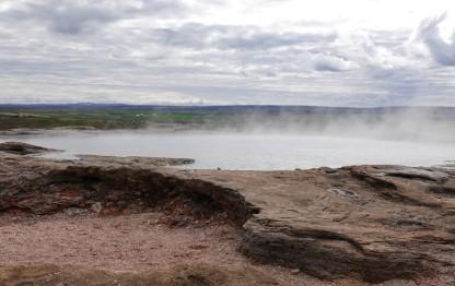 Cercle d'Or - Zone géothermale de Geysir