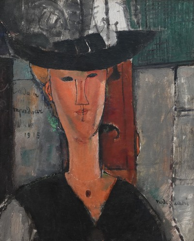 Art Institute of Chicago - Amedeo Modigliani