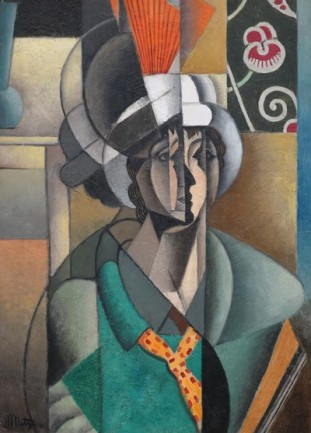 Art Institute of Chicago - Jean Metzinger