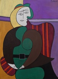 Art Institute of Chicago - Pablo Picasso