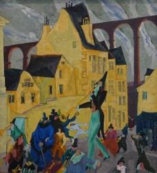 Art Institute of Chicago - Lyonel Feininger