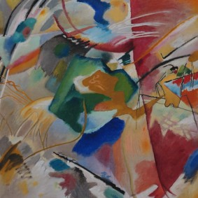 Art Institute of Chicago - Vasily Kandinsky