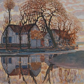 Art Institute of Chicago - Piet Mondrian