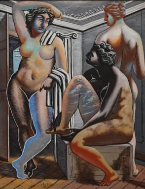 Art Institute of Chicago - Giorgio de Chirico