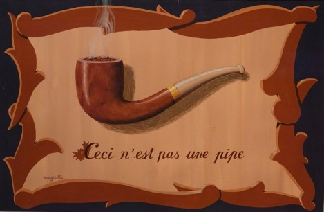 Art Institute of Chicago - René Magritte