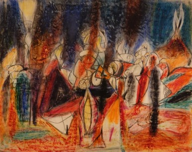 Art Institute of Chicago - Arshile Gorky