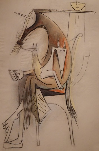 Art Institute of Chicago - Wifredo Lam