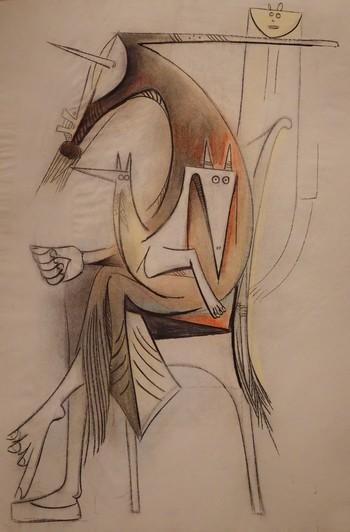 Art Institute of Chicago - Wifredo Lam