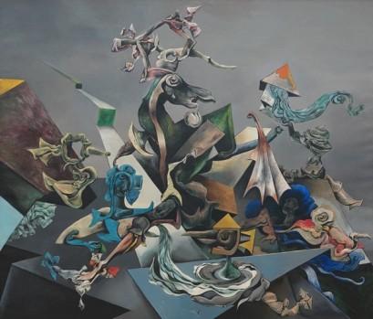 Art Institute of Chicago - Kurt Selgmann