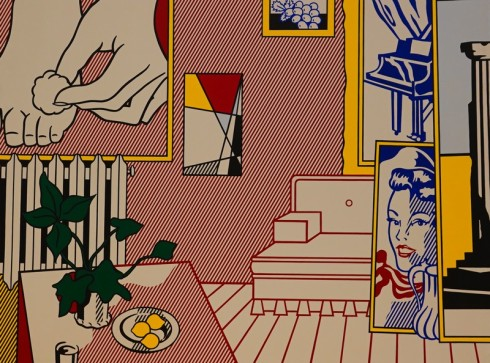 Art Institute of Chicago - Roy Lichtenstein