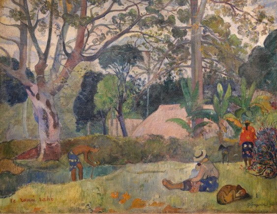 Art Institute of Chicago - Paul Gauguin