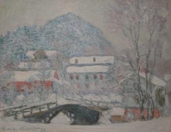 Art Institute of Chicago - Claude Monet