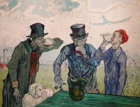 Art Institute of Chicago - Vincent Van Gogh