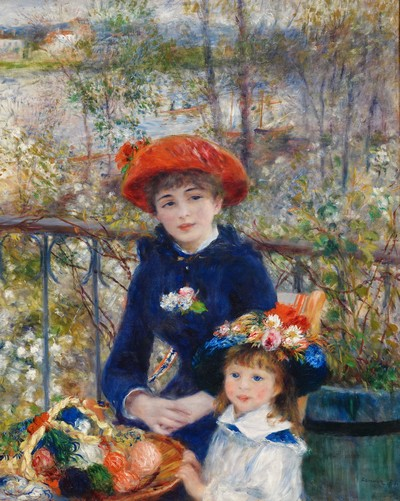 Art Institute of Chicago - Auguste Renoir