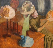 Art Institute of Chicago - Edgar Degas