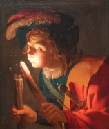 Art Institute of Chicago - Gerrit van Honthorst