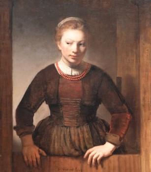 Art Institute of Chicago - Rembrandt