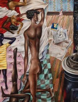 Art Institute of Chicago - Eldzier Cortor