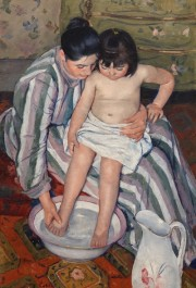 Art Institute of Chicago - Mary Cassatt