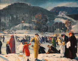 Art Institute of Chicago - George Wesley Bellows