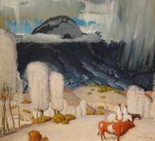 Art Institute of Chicago - Victor Higgins