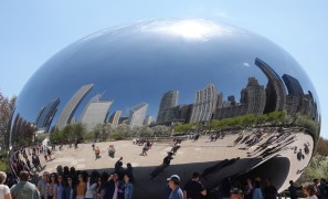 Chicago - Millenium Park - Cloud Gate