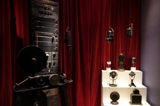 New York - Astoria - Museum of Moving Image - Studio audio