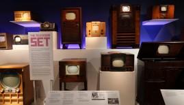 New York - Astoria - Museum of Moving Image - Les premières télés !