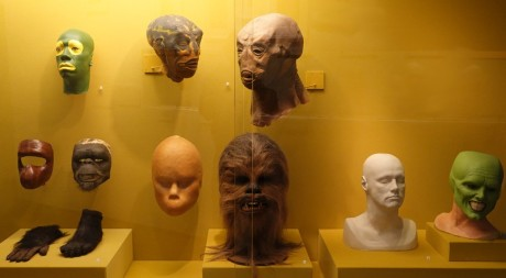 New York - Astoria - Museum of Moving Image - Masques