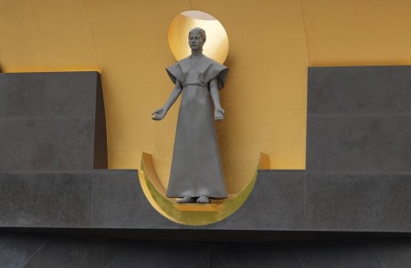 Los Angeles Downtown - Cathedral of Our Lady of the Angels