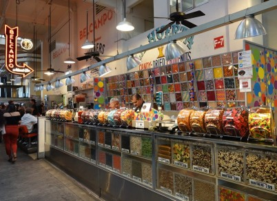 Los Angeles Downtown - Grand Central Market