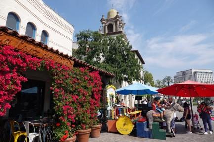 Los Angeles Downtown - Pueblo mexicain