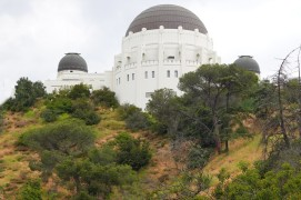 Los Angeles - Hollywood - Griffith Park - Observatoire