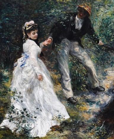 Los Angeles - Getty Center - Pierre Auguste Renoir