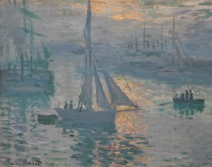 Los Angeles - Getty Center - Claude Monet