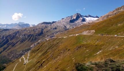 Suisse - Vers le col de la Furka