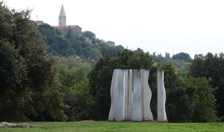 Vrsar - Sculpture Park Dzamonja